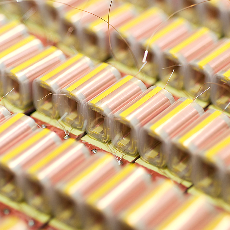 Lundahl Transformers Audio transformer Assembled Coils