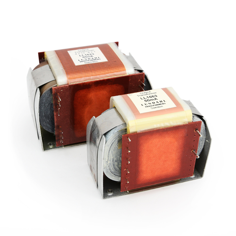 Lundahl Transformers Tube Output Transformers
