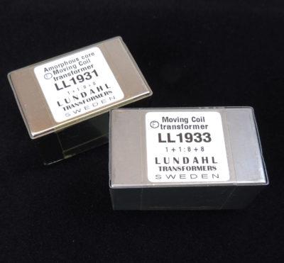 Lundahl Transformers Audio transformers Moving coil LL1931 LL1933