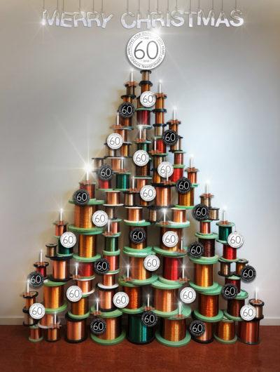 Lundahl Transformers Christmas Tree 2019