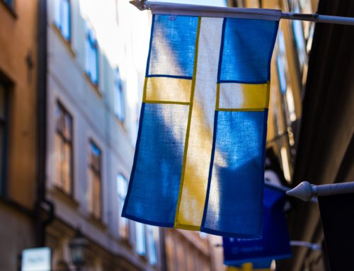 National Day of Sweden!