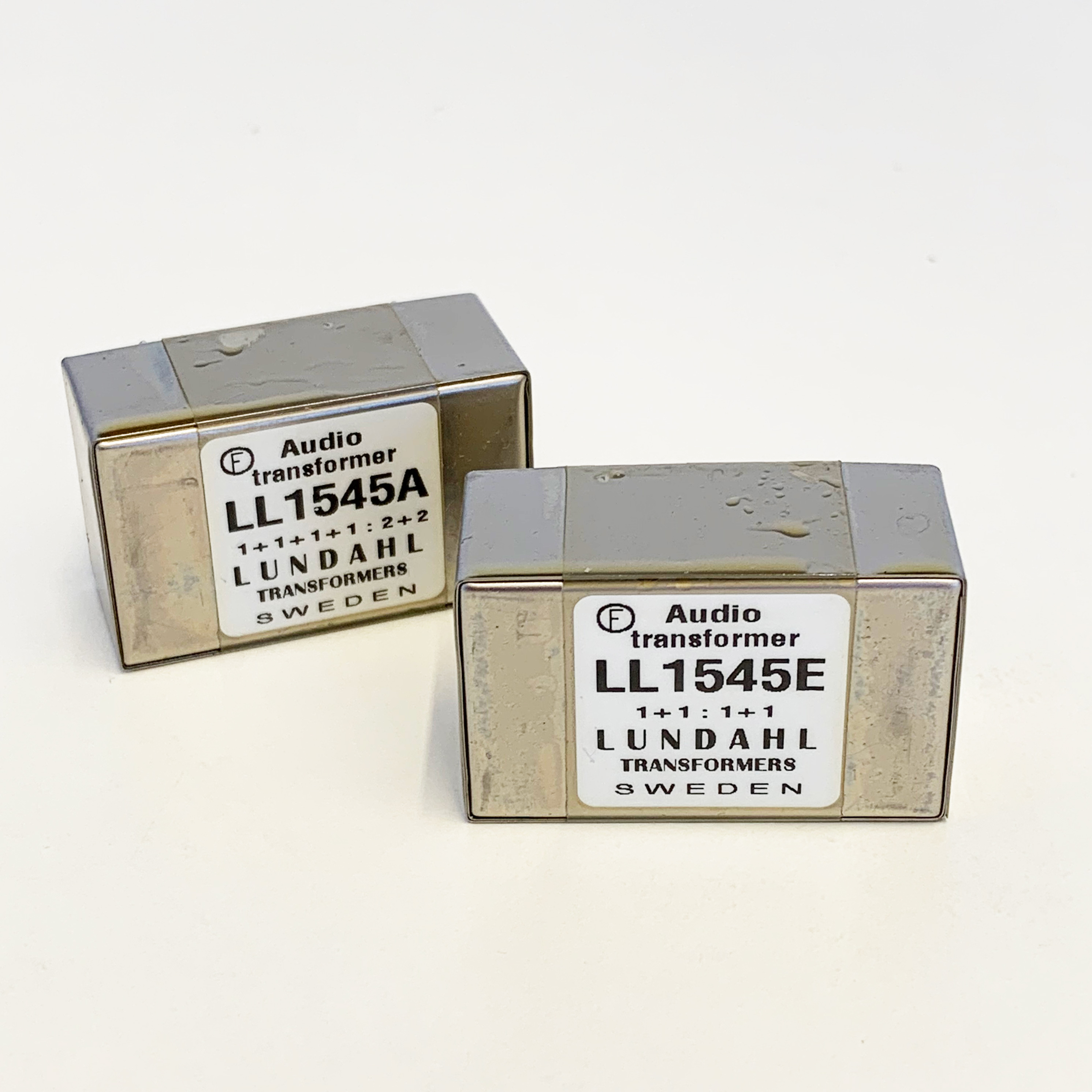 New version of our popular LL1545 input transformer!
