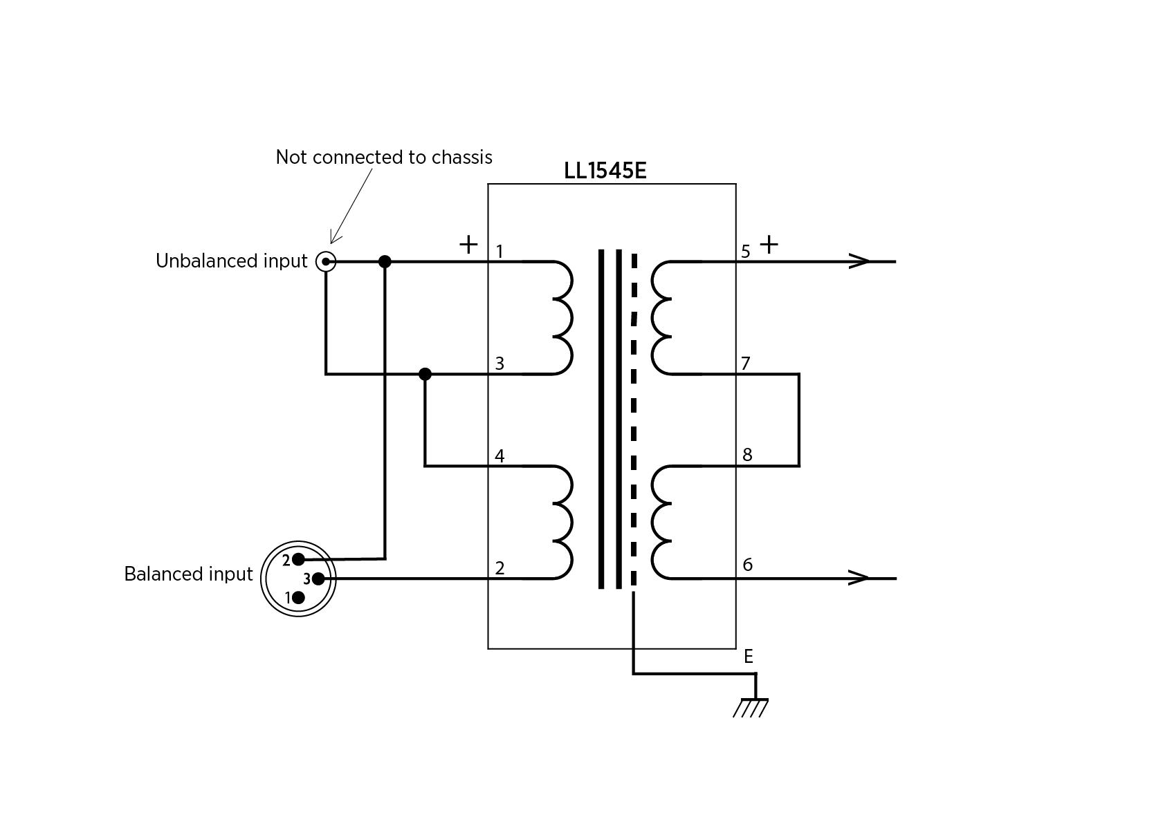 Using the LL1545E