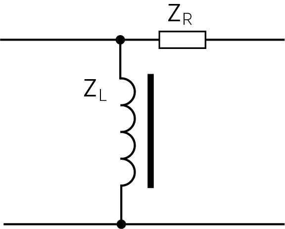On transformer impedance
