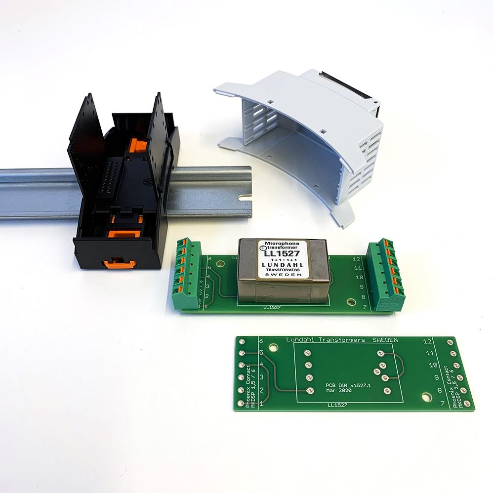 Lundahl Transformers PCB